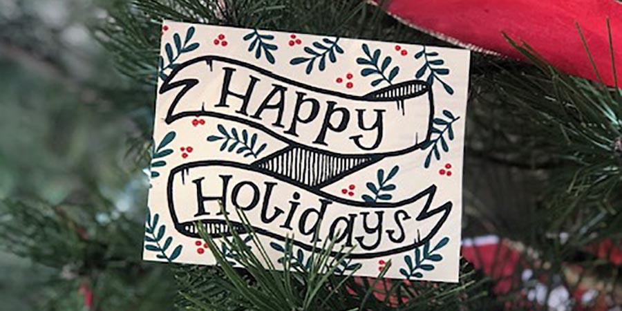 Holiday Cards Online >> 2018 Holiday Card Sale Lawrence Arts Center